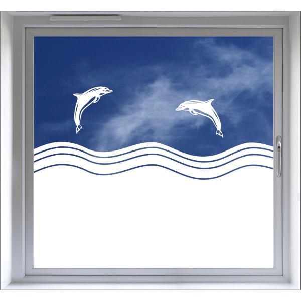 Milchglasfolie Sichtschutz Fensterfolie