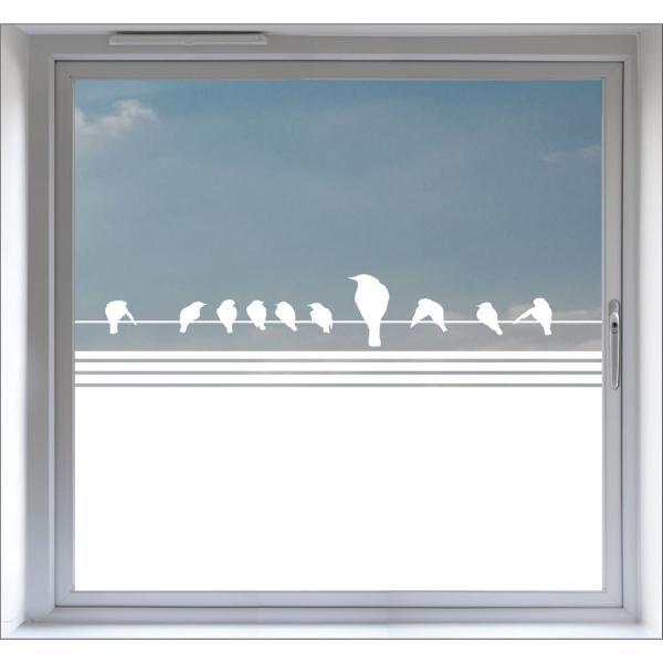Sichtschutzfolie Fensterfolie Milchglasfolie