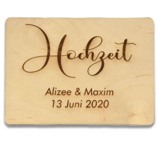 Einladungskarte Einladung Hochzeit